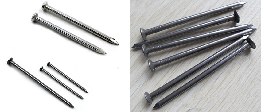 Contact Us Steel Wire Rod Company Pte Ltd Mail: Electro Galvanized Steel Common Round Wire Nails